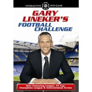 Gary Lineker's Football Challenge [DVD]