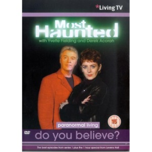 The Very Best Of Most Haunted [DVD]