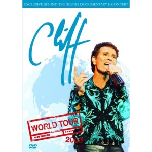 Cliff World Tour 2003 [DVD]