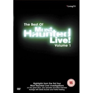Most Haunted - The Best Of Most Haunted Live Vol. 1 [DVD]
