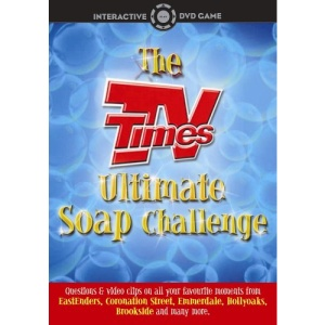 TV Times - Ultimate Soap Challenge Interactive [Interactive DVD]