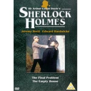 Sherlock Holmes: The Final Problem/The Empty House [DVD]