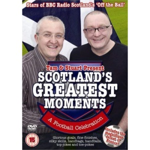 Tam & Stuart Present Scotland's Greatest Moments [DVD]