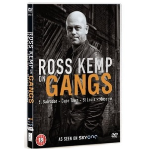 Ross Kemp on Gangs: El Salvador - Cape Town - St. Louis - Moscow [DVD]