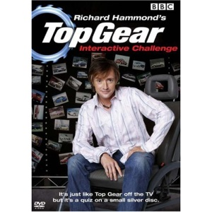 Richard Hammond's BBC Top Gear Interactive Challenge [2007] [Interactive DVD]
