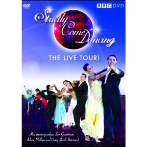 Strictly Come Dancing: The Live Tour [DVD]