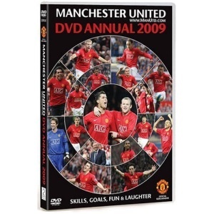 Manchester United - Annual 2009 [DVD]
