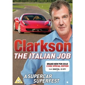 Clarkson - The Italian Job [DVD]