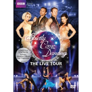 Strictly Come Dancing: The Live Tour 2010 - Limited Edition with Official Tour Programme [DVD]