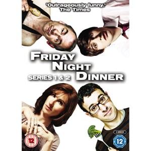 Friday Night Dinner - Series 1 & 2 Box Set [DVD]