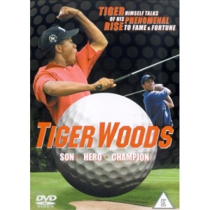 Tiger Woods - Son, Hero, Champion [1997] [DVD]