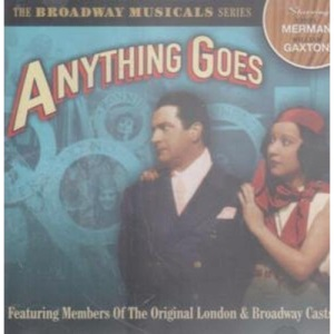 Broadway Musicals Series - Anything Goes