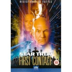 Star Trek: First Contact [1996] [DVD]