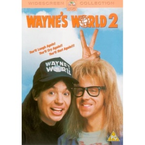 Wayne's World 2 [1993] [DVD] [1994]