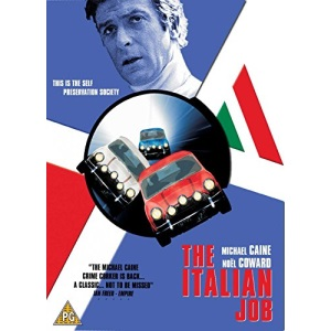 The Italian Job [DVD] [1969]