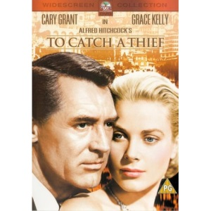 To Catch A Thief [DVD] [1955]