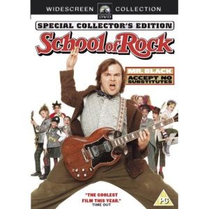 School of Rock [DVD] [2004]
