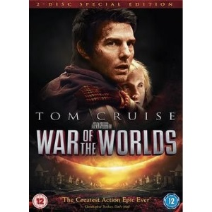 War Of The Worlds (2 Disc Special Edition) [2005] [DVD]