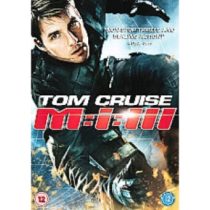 Mission Impossible 3 [DVD]