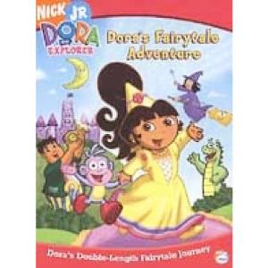Dora The Explorer: Fairytale Adventure [DVD]