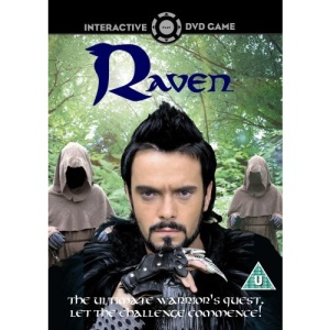 Raven - DVD Interactive Game [Interactive DVD]