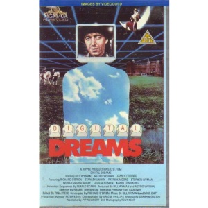 DIGITAL DREAMS VHS BILL WYMAN