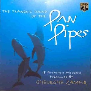 Tranquil Sound of the Pan Pipe