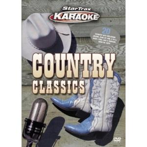 Karaoke - Country Classics [DVD]