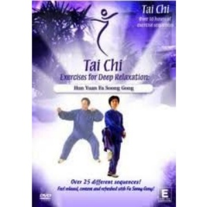 TAI CHI-EXERCISES FOR DEEP RELAXATION-Hun Yuan Fa Soong Gong