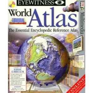 Eyewitness World Atlas