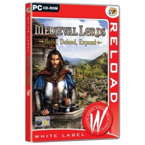Medieval Lords: Build, Defend, Expand (PC CD)