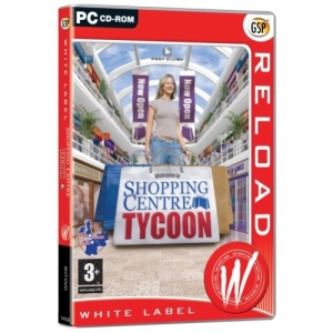 Shopping Centre Tycoon (PC CD)