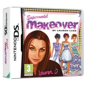Supermodel Makeover by Lauren Luke (Nintendo DS)