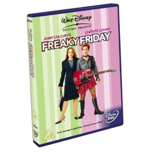 Freaky Friday [DVD] [2003]