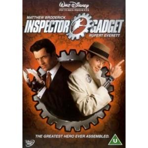 Inspector Gadget [DVD] [1999]