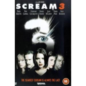 Scream 3 [DVD] [2000]
