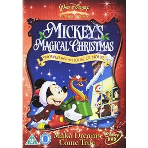 Mickey's Magical Christmas - Snowed In At The House Of Mouse [DVD]