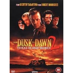 From Dusk Till  Dawn 2 - Texas Blood Money [DVD] [2000]