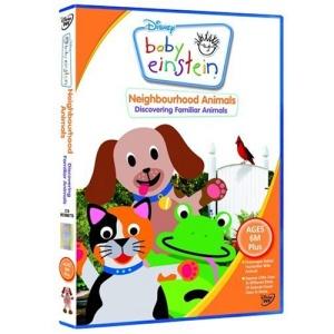 Baby Einstein - Neighbourhood Animals [DVD]