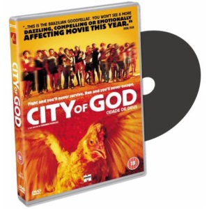 City Of God (Cidade De Deus) [DVD] [2003]