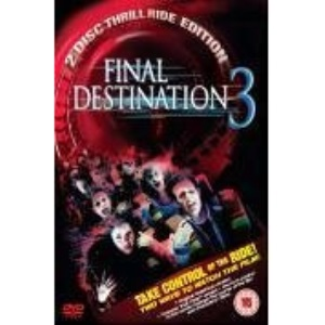 Final Destination 3 [2006] [DVD]