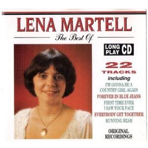 Martell Lena - Lena Martell Best of