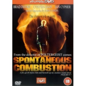 Spontaneous Combustion [DVD]