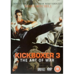 Kickboxer 3 - The Art Of War [DVD] [1994]