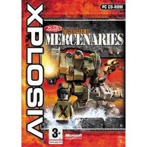 MechWarrior 4: Mercenaries (PC CD)