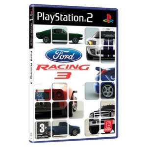 Ford Racing 3 (PS2)