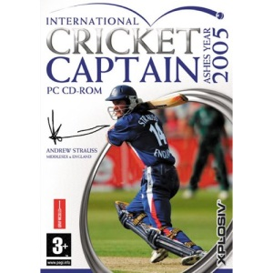 International Cricket Captain: Ashes Year 2005 (PC CD)