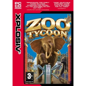 Zoo Tycoon (PC CD)