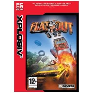 FlatOut (PC CD)
