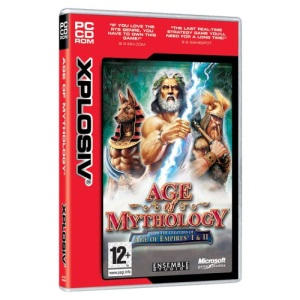 Age of Mythology (PC CD)